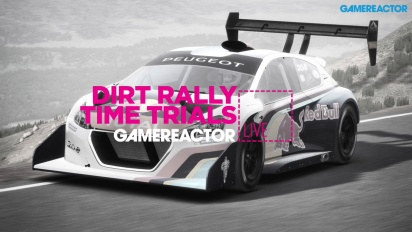 Dirt Rally Time Trials - Livestream Replay Part 1