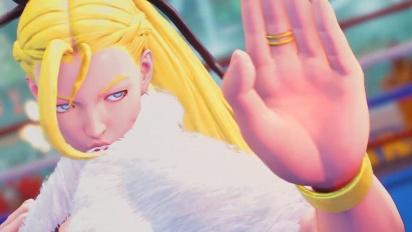 Street Fighter V - Capcom Pro Tour 2016 DLC Trailer