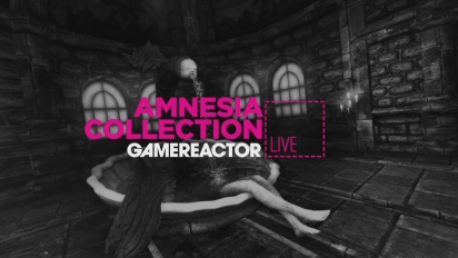 AMNESIA COLLECTION - LIVESTREAM REPLAY