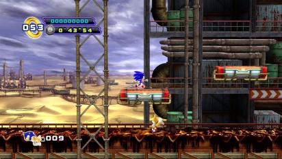 Sonic the Hedgehog 4: Episode II - Episode Metal Lock-On Trailer