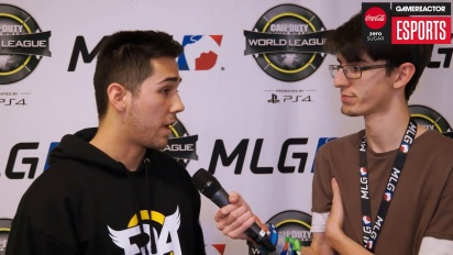 CWL Anaheim 2017 - Evan 'Holler' Howard Interview