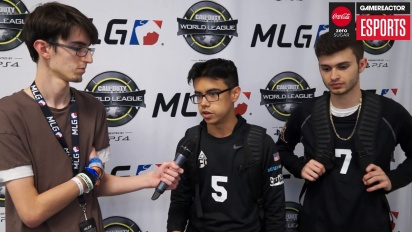 CWL Anaheim 2017 - Nicholas 'PROTO' Maldonado and Matt 'Royalty' Faithfull Interview