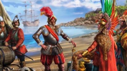 Europa Universalis IV: Golden Century - Announcement Trailer