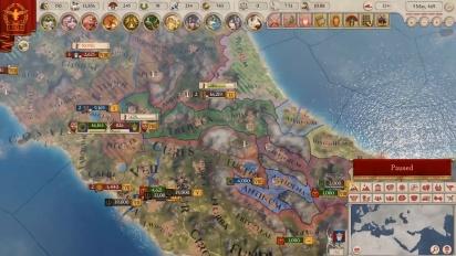 Imperator: Rome - Launch Trailer