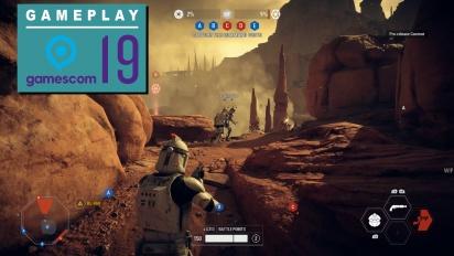 Star Wars: Battlefront II - Instant Action auf Geonosis (Gameplay)