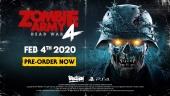 Zombie Army 4: Dead War - Release Date Trailer