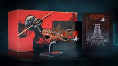 Zombie Army 4: Dead War - Collector's Edition Reveal