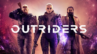 Outriders - Broadcast #1