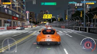 Project Cars 3 - Toyota Supra GR auf Shanghai Henan Loop
