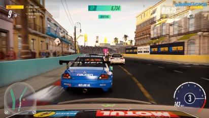 Project Cars 3 - Honda Civic Type R Racing auf Havana Malecon Loop