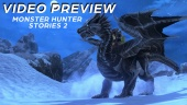 Monster Hunter Stories 2: Wings of Ruin - Videovorschau
