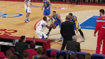 NBA 2K15 - Momentous Trailer (Englisch)
