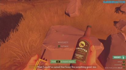 Gamereactor spielt - Firewatch