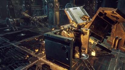 Warhammer 40,000: Inquisitor - Martyr - Inquisitorial Log Dev Diary #1 (deutsch)