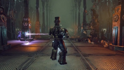 Warhammer 40,000: Inquisitor - Martyr - Inquisitorial Log Dev Diary #1 (english)