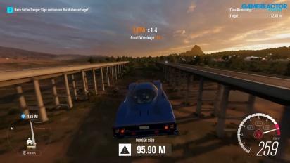 Forza Horizon 3 - Bucket List - Prepare for Take Off in the Nissan R390 - plus Koenigsegg Regera