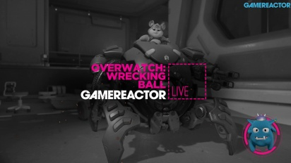 Overwatch - Wrecking Ball Livestream Replay