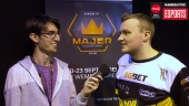 Faceit Major - Flamie Interview