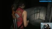Resident Evil 2 (Eindrücke aus spätem Spielverlauf) - Livestream-Wiederholung