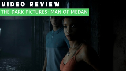 The Dark Pictures Anthology: Man of Medan - Videokritik