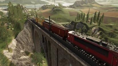 Farming Simulator 19: Seasons Trailer