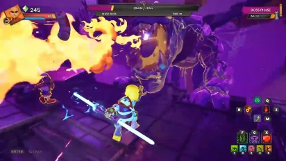 Dungeon Defenders: Awakened - Gameplay Trailer