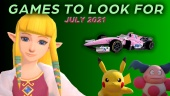 Games to Look for - Juli 2021