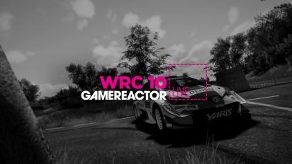 WRC 10 - Livestream-Wiederholung