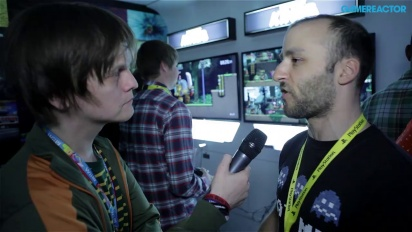 E3 13: Mercenary Kings - Interview Alex Maari