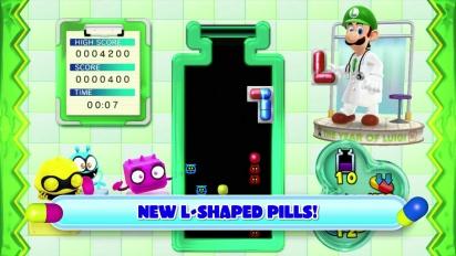 Dr. Luigi - Trailer