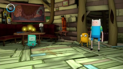 Adventure Time: Finn and Jake Investigations - Launch Trailer