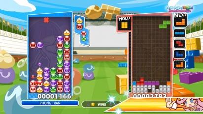 Puyo Puyo Tetris - Sandwich Tutorial