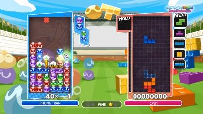 Puyo Puyo Tetris - GTR Tutorial