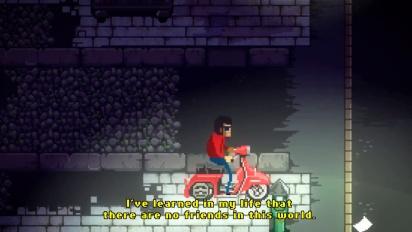 Milanoir - Switch Announcement Trailer