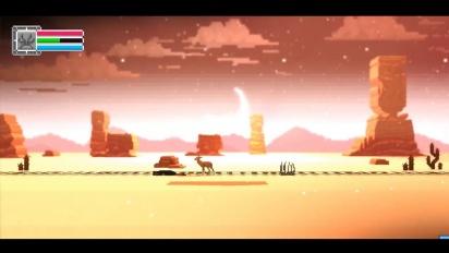 The Deer God Trailer - Red Art Games Physical Copy