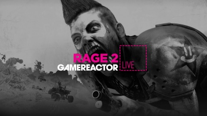 Rage 2 - Launch-Livestream