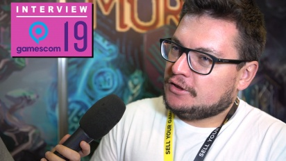 Children of Morta - Interview mit Karol Zajaczkowski (Gamescom 2019)