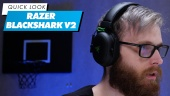 Razer BlackShark V2: Quick Look