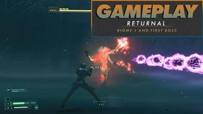 Returnal - Phrike-Boss (Gameplay)