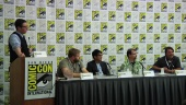 The Walking Dead - Comic-Con Panel Highlights
