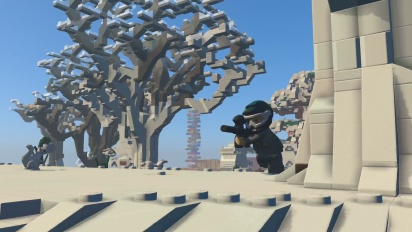 Lego Worlds - PS4 & Xbox One Announcement Trailer