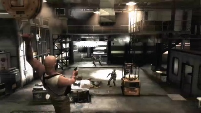 Max Payne 3 - Design and Technology trailer #4