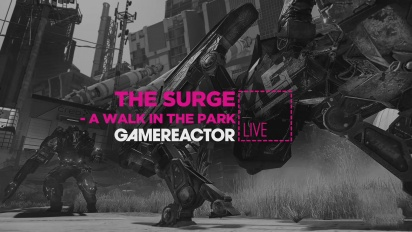 The Surge: A Walk in the Park - Livestream-Wiederholung Teil 1