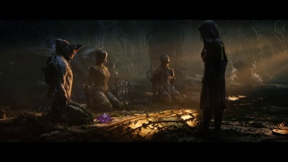 Warframe - Cinematic Intro