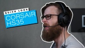Corsair HS35 Stereo: Quick Look
