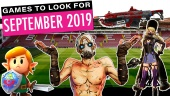 Games To Look For: September 2019