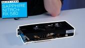 Sapphire RX580 Nitro+: Quick Look