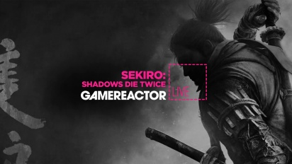 Sekiro: Shadows Die Twice - Livestream-Wiederholung