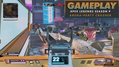 Apex Legends - Arenas auf Party Crasher (Gameplay aus Season 9: Legacy)