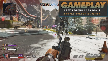 Apex Legends - Arenas auf Phaserunner (Gameplay aus Season 9: Legacy)